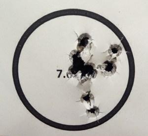 Jenofonte. Prueba de Nivel con Pistola de John Shrek McPhee. 05MAR19