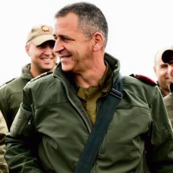 General israelí Aviv Kohavi responsable del proyecto
