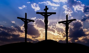 Crucifixion av Pete Linforth fra Pixabay