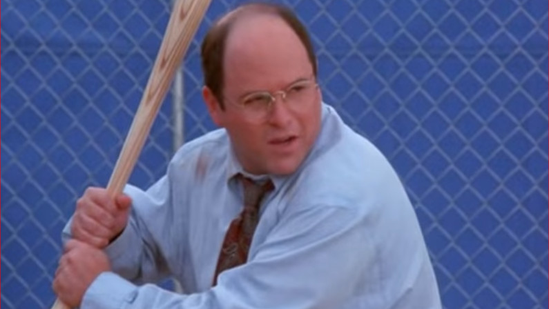 George_Costanza_New_York_Yankees_fra_Youtube