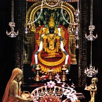 Kanchipuram / Kanchi / Kāñci-pura / Conjevaram   Sri Kanchi Kamakshi Amman Temple