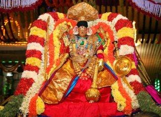 Tiruchanoor Padmavathi Temple