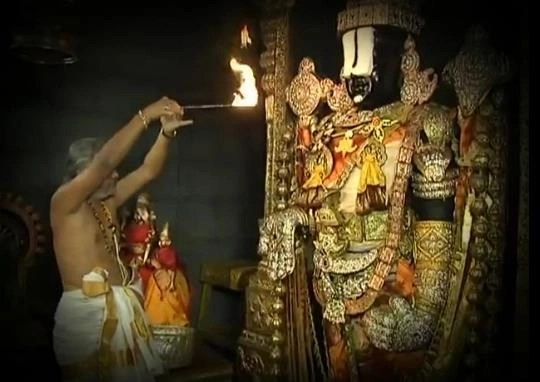 tirumala Darshan Time