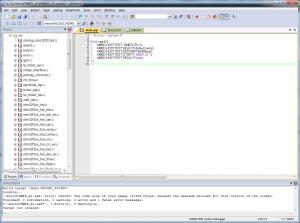 uVision_F303K8_builderror