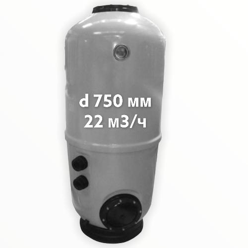 """Фильтр """"Lena"""" с боковым подключением ,без вентиля, d.750 ,22 м3/ч"""