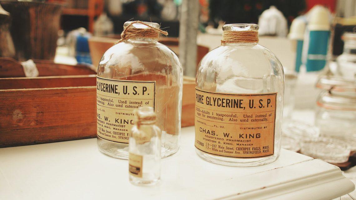 La glycérine, un solvant étonnant
