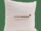 Original ZirbenFamilie – ZirbenKissen 40 x 40