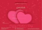 Muttertag Herzen