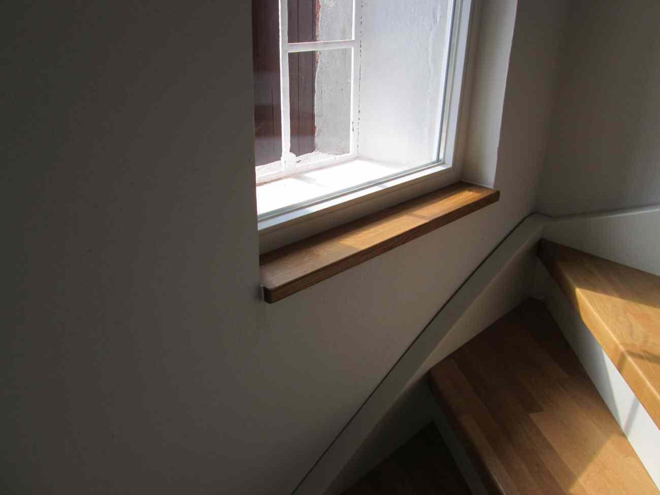Fensterbank aus Eiche !