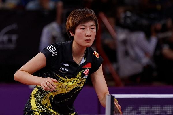 Ding Ning, Einzel Olympiasiegerin 2016 in Rio