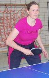 Anja Siehoff vom TTC Lindenholzhausen