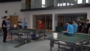 Tischtenniscamp 2014 Obertiefenbach