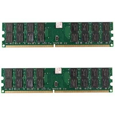 8GB 2 X 4GB DDR2 PC2-6400 800MHZ 240Pin AMD DIMM Hgih Density Desktop Memory 1