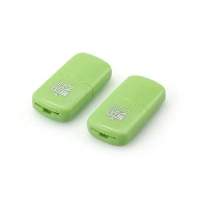 TF / Micro SD Card Reader 2pcs 1
