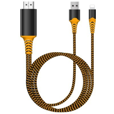 2K 2M Conversion Cable from Apple to HDMI 1