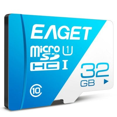 EAGET T1 High Speed UHS-I Flash TF Micro Memory Card 1