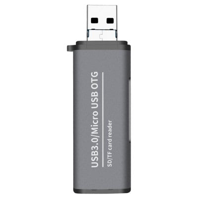 Gocomma Multi-function Mini Card Reader Support USB 1