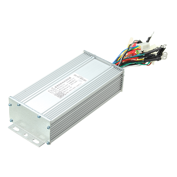 72V 800W/1000W Dual-mode Brushless Motor Controller for Electric Scooter Bike 1
