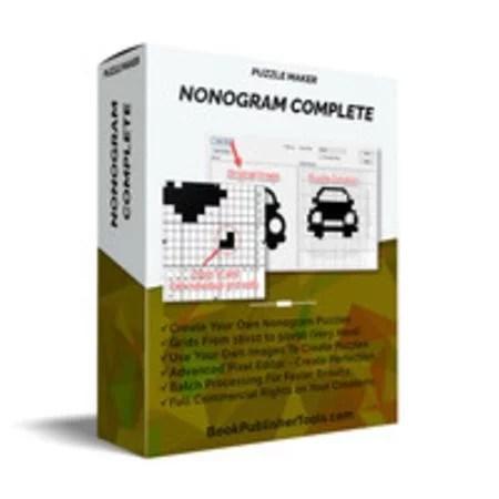 Puzzle Maker - Nonogram Complete 1