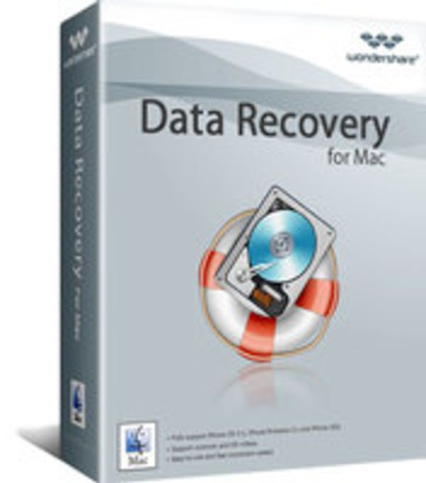 Wondershare Data Recovery for Mac 1
