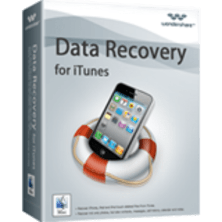 Wondershare Data Recovery for itunes 1
