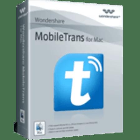 Wondershare MobileTrans for Mac Business License 1