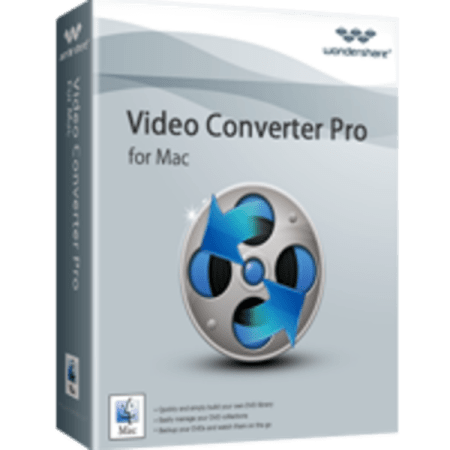 Wondershare Video Converter Pro for Mac 1