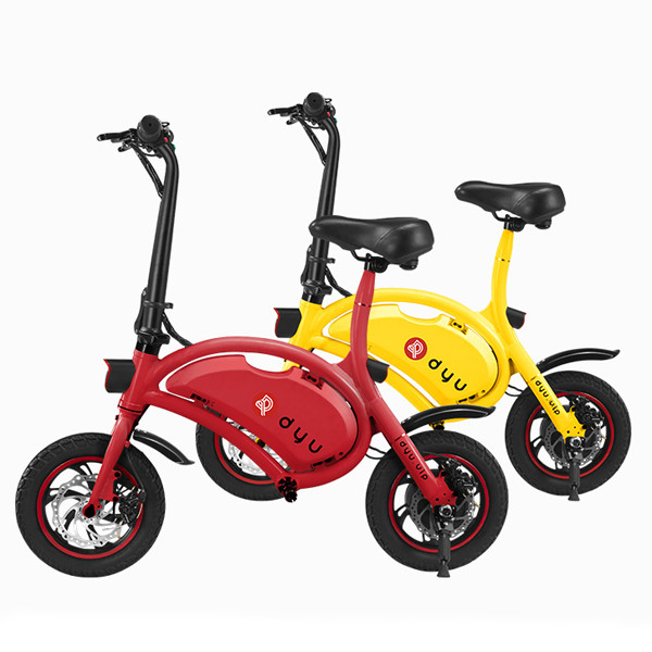 F-wheel Smart Electric Foldable Scooter Motorcycle 12inch Damping Tire 20KM/H 1