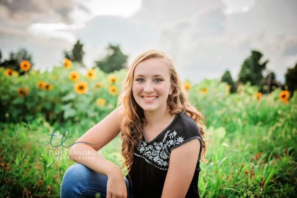 Meredith Class of 2019, Harrisburg High School Senior photographer, Mechanicsburg High School Senior Photographer