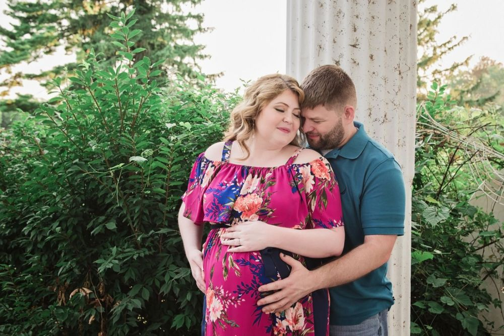 Maternity Portraits in Mechanicsburg PA