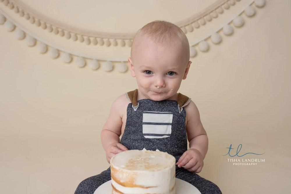 Cake Smash PhotographyCake Smash Photography
