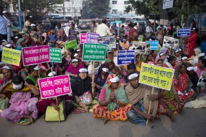 Rally on 19th December 2017