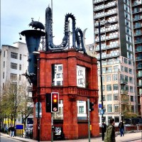 Juxtaposing The Old, New And Re-Purposed In Manchester's Northern Quarter