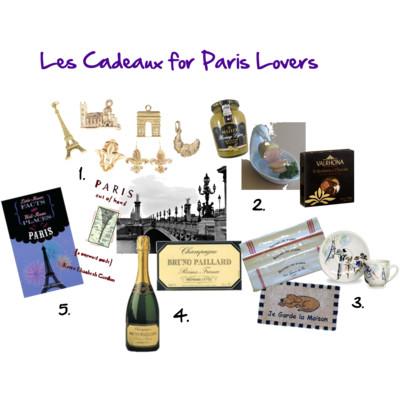 Les Cadeaux for Paris Lovers