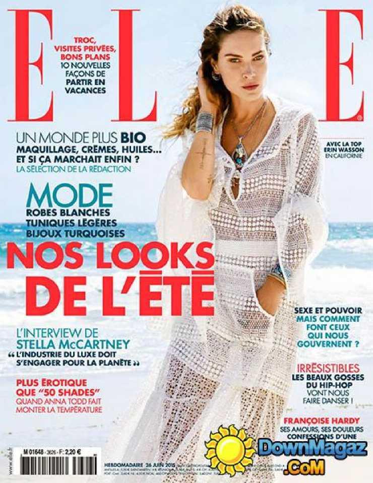 Elle June 26, 2015