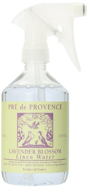 Lavender ironing water
