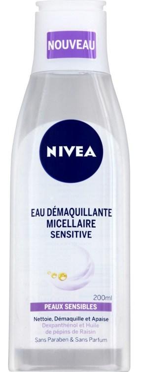 Nivea eau micellaire