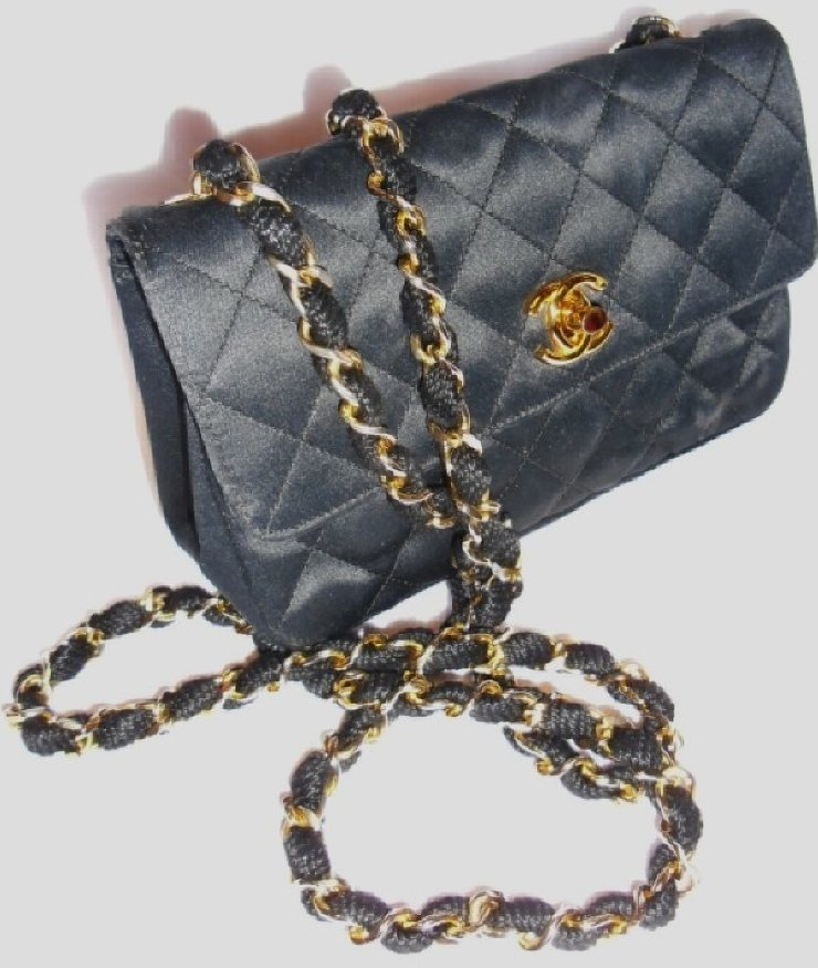 Chanel cross-body