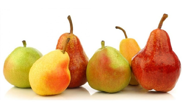 Pears, poires