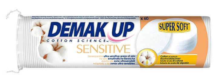 Makeup removal pads