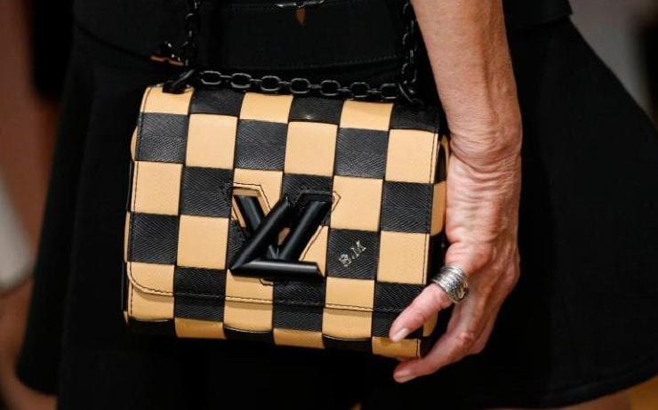 LV cross-body