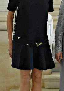 Brigitte's New Dress