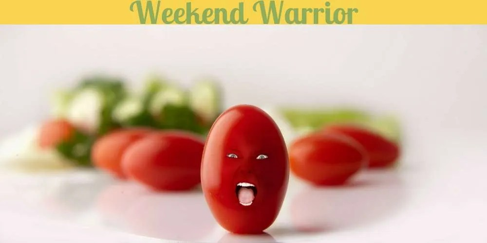 Weekend Warrior #59 It was a busy one!