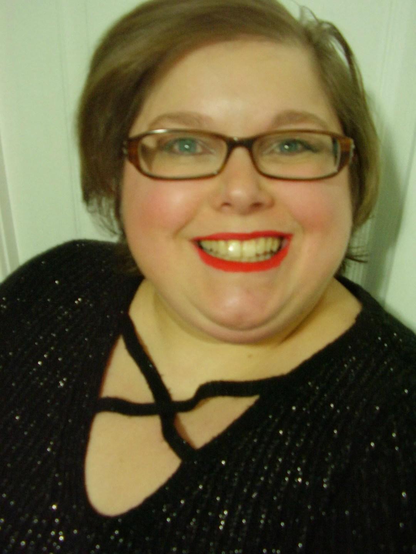 Saturday December 16th Makeup Selfie
