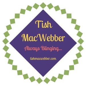 Tish MacWebber, Always Blinging... New Logo