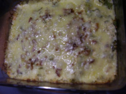 Salmon Bacon Ranch Casserole 3