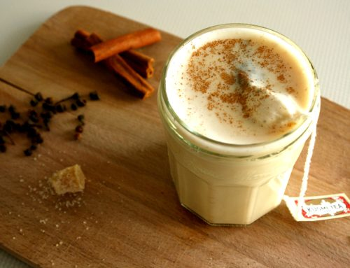 Chai Tea Latte, Starbucks Copy Cat
