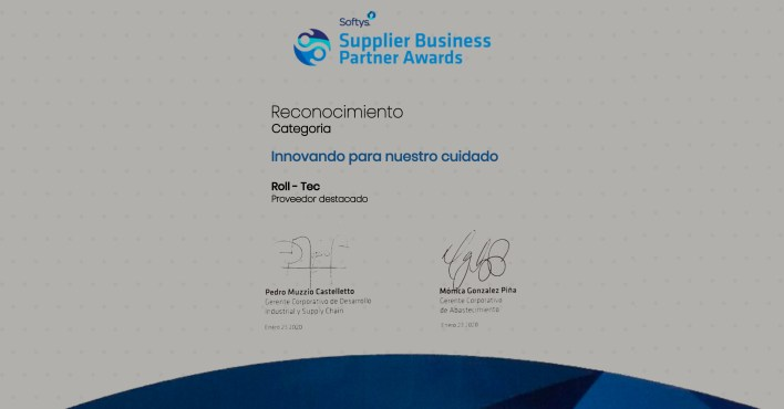 supplier business partner awards
