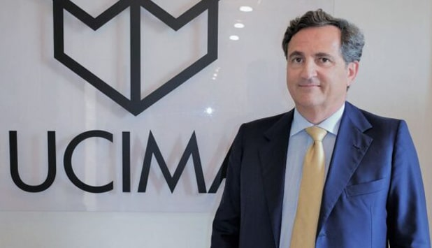 , Matteo Gentili named chairman designate of Ucima