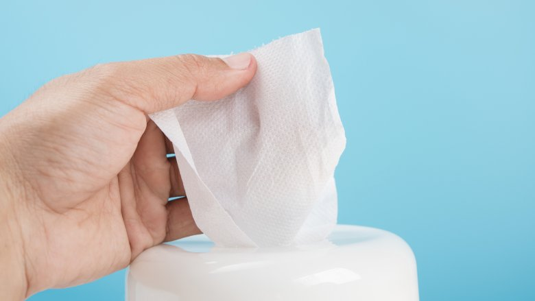 Disinfectant wipes aren't returning to the shelves as fast as toilet paper, Disinfectant wipes aren't returning to the shelves as fast as toilet paper